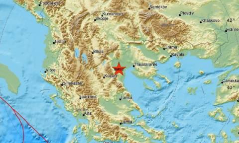 Σεισμός κοντά στη Βέροια (pics)