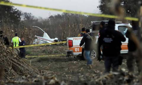 Μεξικό: Νεκροί δύο αξιωματούχοι από συντριβή ελικοπτέρου