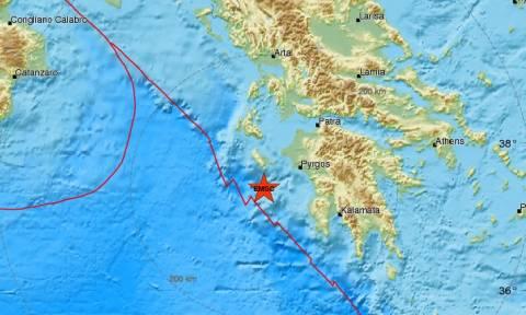 Σεισμός: Ισχυρός μετασεισμός κοντά στη Ζάκυνθο - Αισθητός σε αρκετές περιοχές (pics)