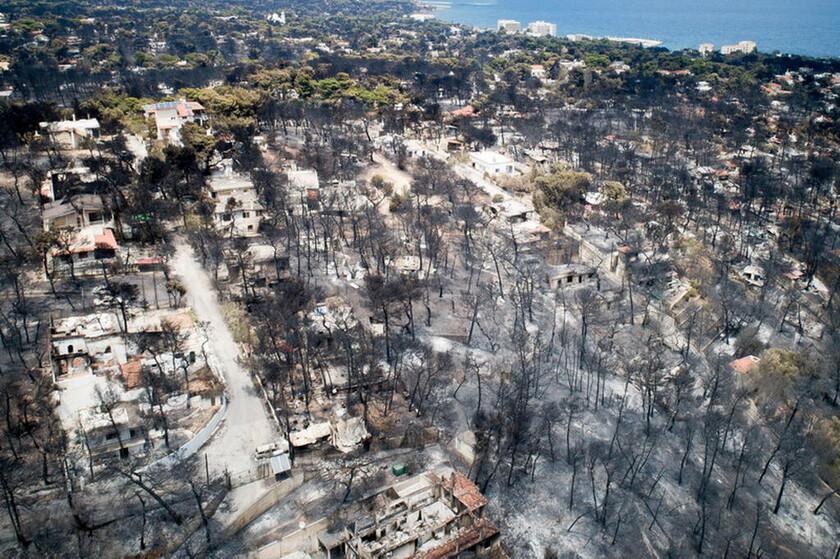 24 Ιουλίου - Ελλάδα: Μάτι