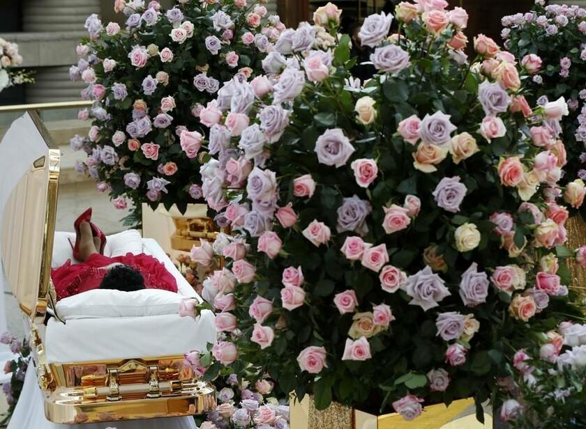 28 Αυγούστου - ΗΠΑ: Αρίθα Φράνκλιν. Η «Βασίλισσα της Σόουλ» πέρασε την αιωνιότητα