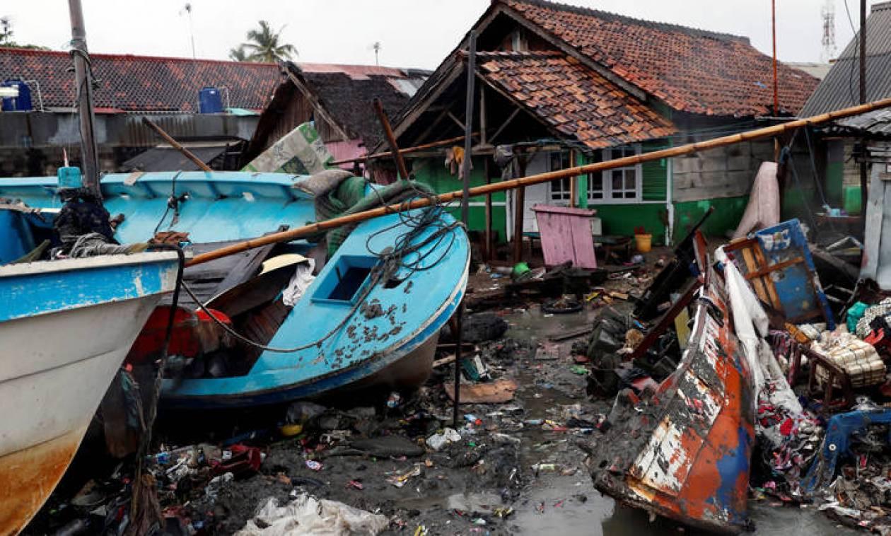 Tραγικός απολογισμός στην Ινδονησία: 429 νεκροί και φόβοι για νέο τσουνάμι