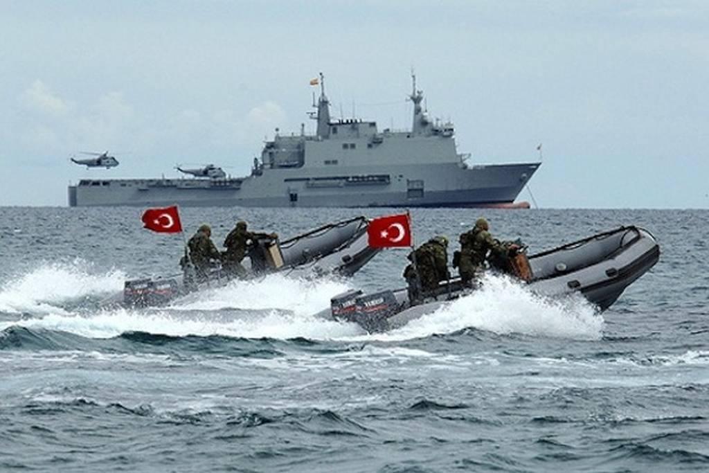 Απίστευτη τουρκική πρόκληση: «Ειρηνευτική επιχείρηση» η εισβολή στην Κύπρο