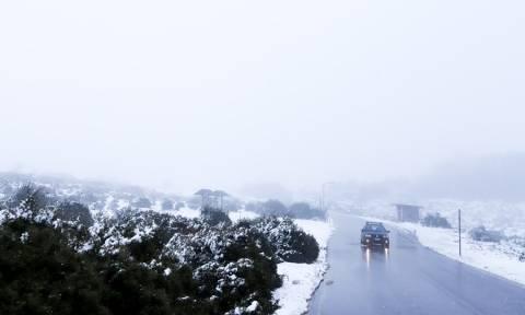 Κακοκαιρία: Πέφτει κι άλλο η θερμοκρασία - Παγωνιά σε όλη την Ελλάδα την Τετάρτη