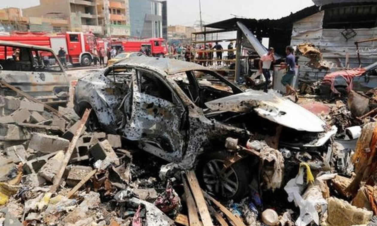 Ιράκ:Δύο νεκροί από έκρηξη παγιδευμένου αυτοκινήτου στην Ταλ Αφάρ