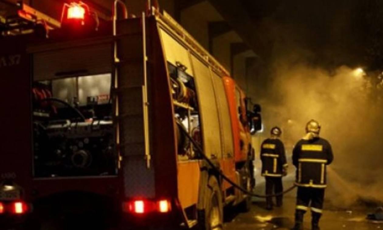 Πυρκαγιά σε ξενοδοχείο στο Πόρτο Χέλι