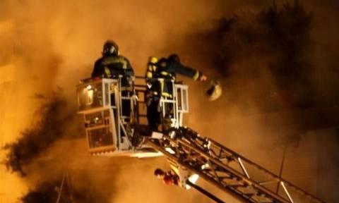 Θεσσαλονίκη: Πυρκαγιά με ένα νεκρό άνδρα σε διαμέρισμα στο κέντρο της πόλης