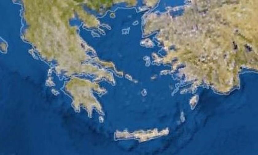 Κλιματική αλλαγή: Πώς θα είναι ο κόσμος όταν λιώσουν οι πάγοι (pics)
