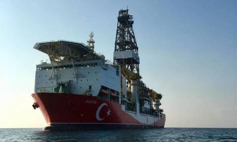 «Φωτιά» στη Μεσόγειο βάζει η Τουρκία: Αντί για τη Μαύρη Θάλασσα στέλνει το γεωτρύπανο στα σύνορα