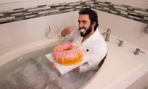 Δείτε τα ντόνατ που προσφέρει αυτό το ξενοδοχείο και θα τρέξετε να κλείσετε δωμάτιο!
