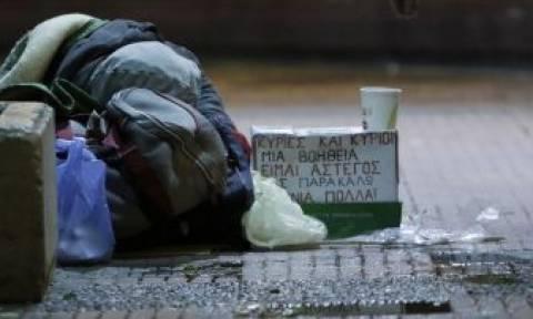 Ο δήμος Αθηναίων ανοίγει θερμαινόμενο χώρο για την προστασία των αστέγων