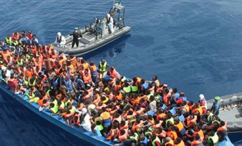 Deutsche Welle για hotspot στη Σάμο: Μια μικρή Αφρική