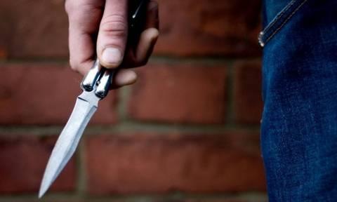Θεσσαλονίκη: Ληστεία με την απειλή μαχαιριού σε φούρνο