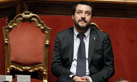 Ιταλία: Οργή για τον Σαλβίνι - Η φωτογραφία στο Instagram που προκάλεσε σάλο