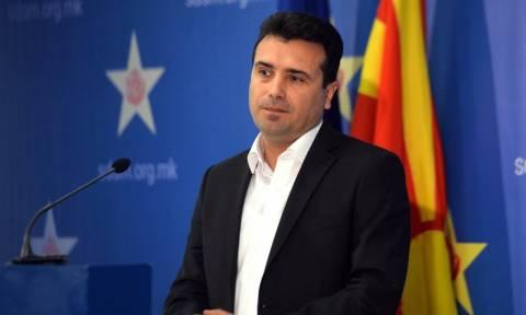 Προκλητικά αδιόρθωτος ο Ζάεφ: Κανείς δεν μπορεί να υποτιμήσει τη «μακεδονική» ταυτότητα και γλώσσα