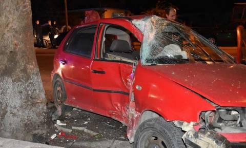 Τραγωδία στην Ημαθία: Νεκρή 48χρονη μετά από τροχαίο (pics)