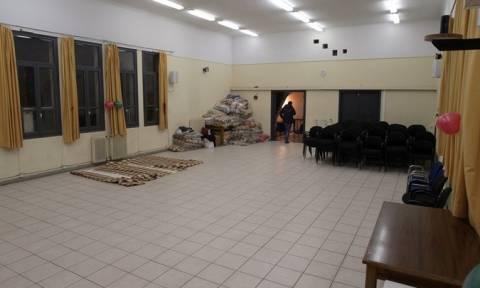 Κακοκαιρία: Θερμαινόμενος χώρος στην Αθήνα για την προστασία των αστέγων από το ψύχος