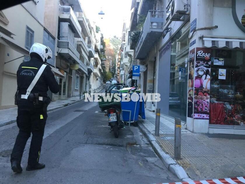 Έκρηξη Κολωνάκι: Ο γενικός γραμματέας των Ειδικών Φρουρών στο Newsbomb.gr