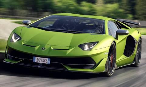 Η Lamborghini θα παρουσιάσει την υβριδική διάδοχο της Aventador το 2020