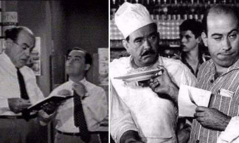 Το... μυστήριο στις παλιές ελληνικές ταινίες που κανείς δεν είχε προσέξει! (pics+vid)