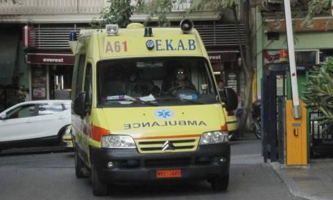 Τραγωδία στην άσφαλτο: Θανατηφόρο τροχαίο στο Αιγάλεω (vid)
