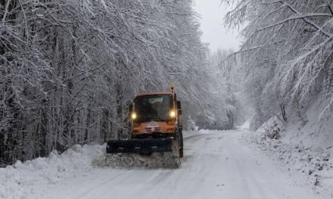 Καιρός: Με χιόνια και κρύο και η Πρωτοχρονιά. Τι λέει ο Τάσος Αρνιακός (video)