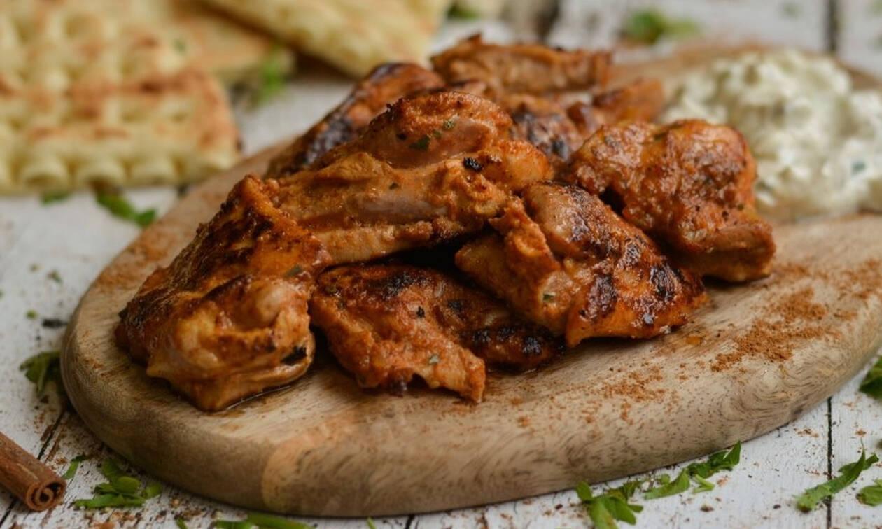 Η συνταγή της ημέρας: Tandoori κοτόπουλο
