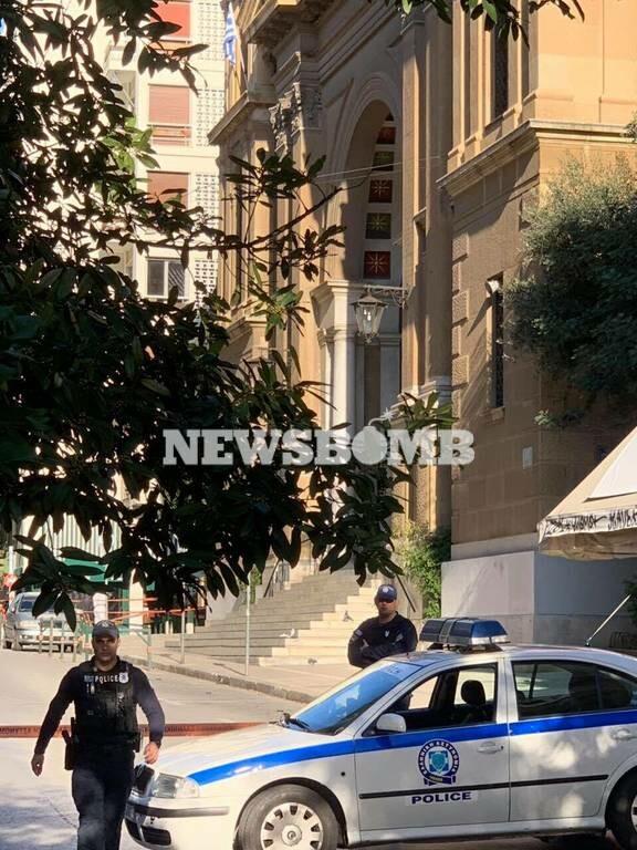 Έκρηξη Κολωνάκι: Ήθελαν νεκρούς στην εκκλησία – Δεν ήταν τυχαίο το «χτύπημα» (pics&vids)