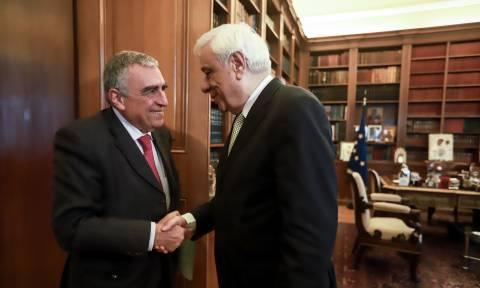Παυλόπουλος: Σημαντική η συμβολή της Αρχής Προστασίας Δεδομένων Προσωπικού Χαρακτήρα για τη χώρα