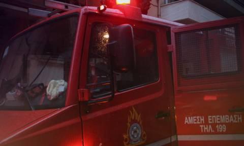 Αναστάτωση στον Πύργο: Πυρκαγιά σε σπίτι μετά από βραχυκύκλωμα