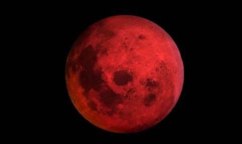 Τι είναι το «Ματωμένο Φεγγάρι του Λύκου» που έρχεται το 2019: Ποιοι το συνδέουν με την Αποκάλυψη;