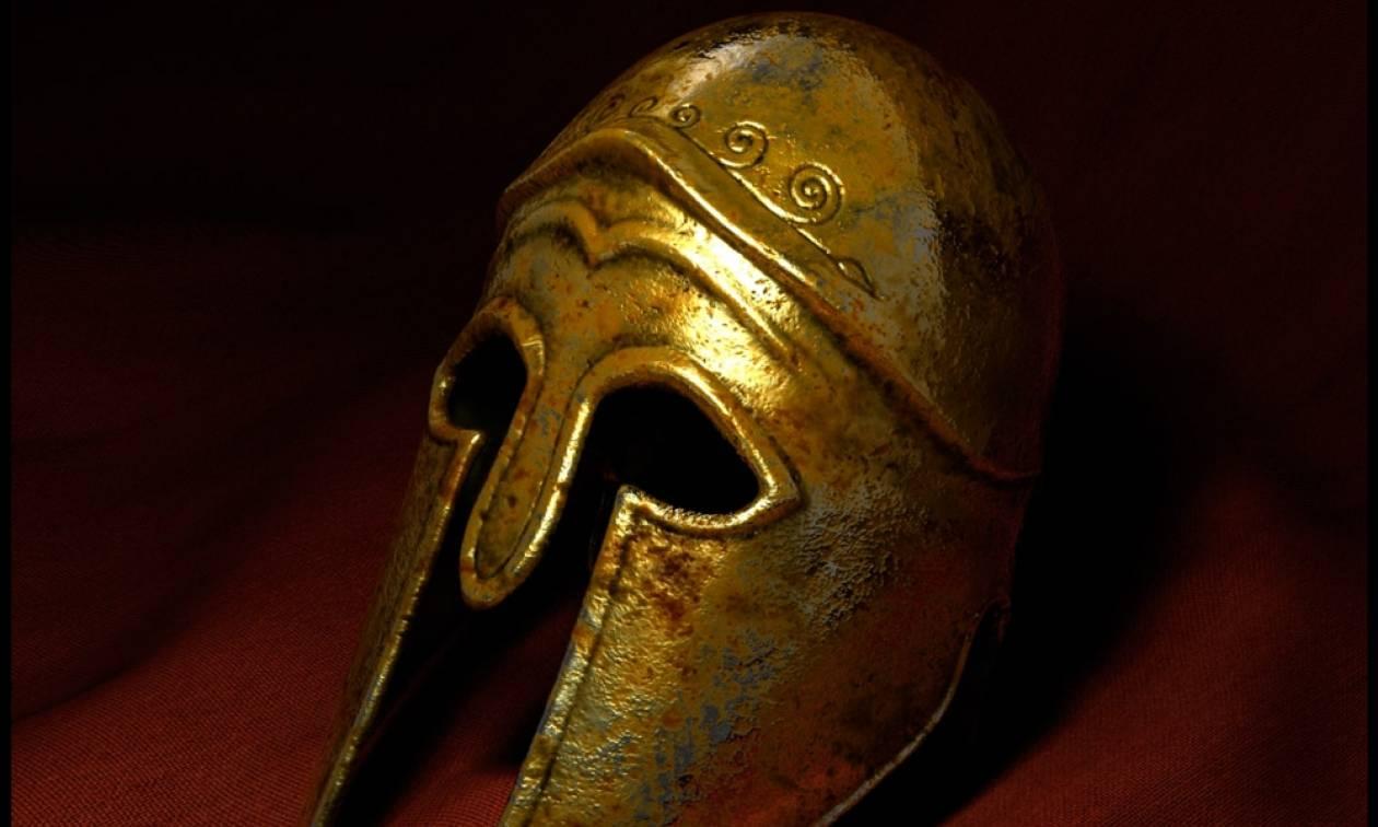 Δείτε τα αρχαία Ελληνικά κράνη – Εκπληκτικό τεχνολογικό επίτευγμα