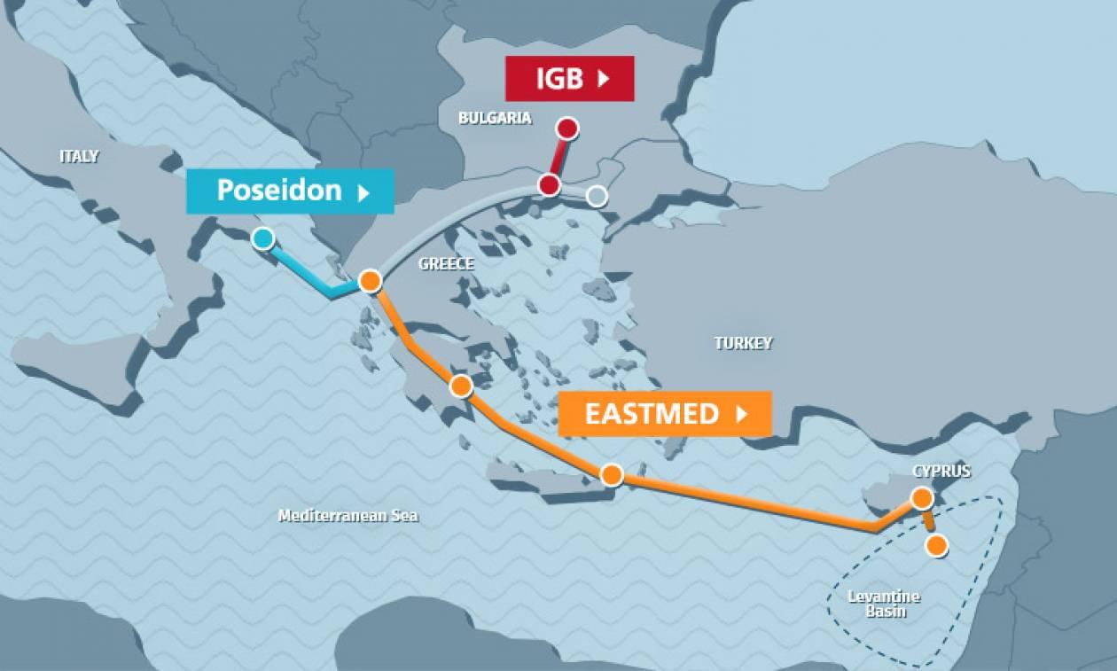 Έξαλλος ο Ερντογάν: Αυτή είναι η συμφωνία που αναδεικνύει την Ελλάδα σε ενεργειακό κόμβο της Ευρώπης