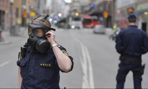 Σοκ στη Σουηδία: Τζιχαντιστές ετοίμαζαν τρομοκρατικό χτύπημα με χημικά όπλα