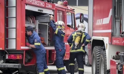 Τροχαίο ατύχημα στο Πήλιο: Αυτοκίνητο έπεσε σε γκρεμό