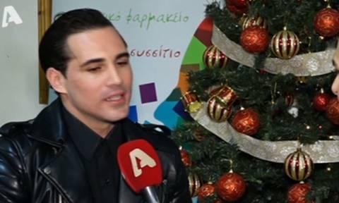 Συγκλονίζει ο Άνθιμος Ανανιάδης: «Δεν κάνω γιορτές με τον γιο μου.. αμφισβητούν ότι είμαι ο πατέρας»