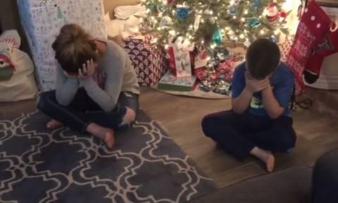 Η χριστουγεννιάτικη έκπληξη που θα σας συγκινήσει (vid)