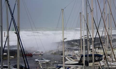 Οι ειδικοί προειδοποιούν: Αυτές οι περιοχές της Ελλάδας κινδυνεύουν από καταστροφικό τσουνάμι (pics)