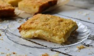 Η συνταγή της ημέρας: Κανταϊφοκασερόπιτα