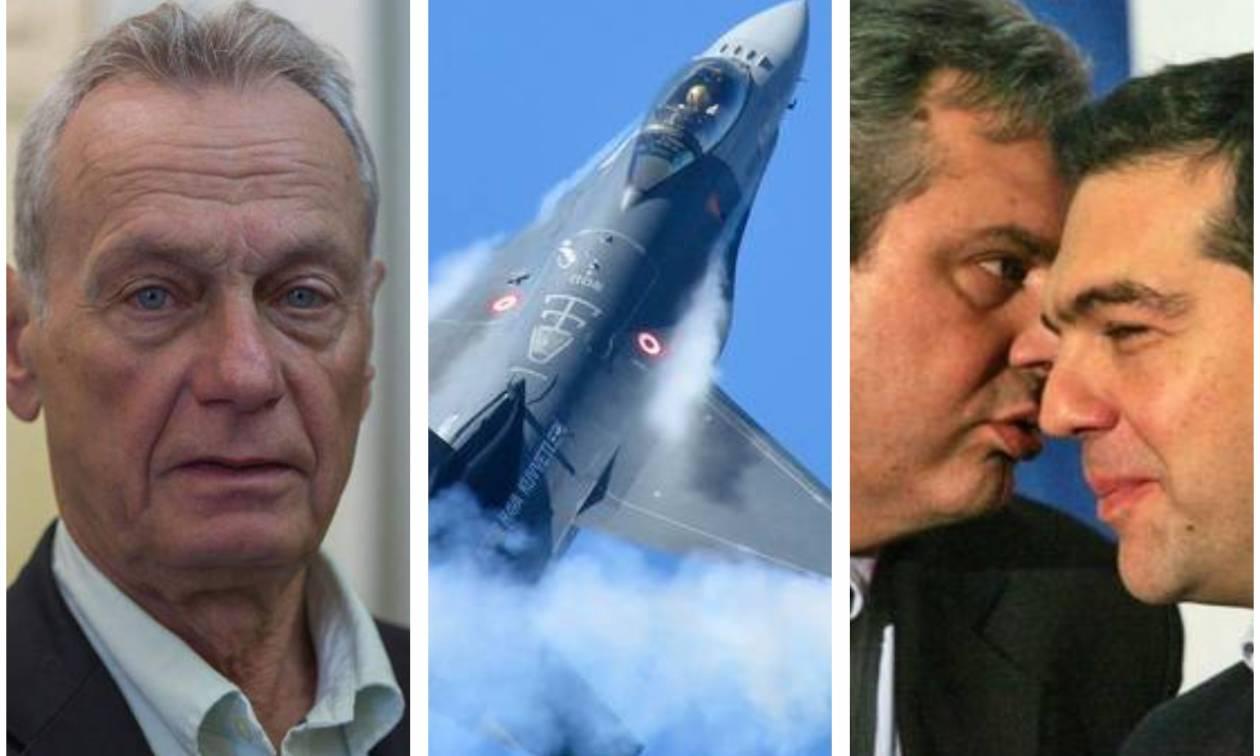 Ανεύθυνοι και επικίνδυνοι: ΣΥΡΙΖΑ – ΑΝΕΛ ποντάρουν σε «θερμό» επεισόδιο για να γλυτώσουν τις Πρέσπες