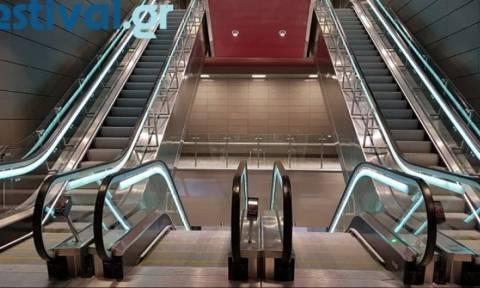 Μετρό Θεσσαλονίκης: Ο πρώτος ολοκληρωμένος σταθμός είναι γεγονός - Εντυπωσιακές εικόνες (pics)