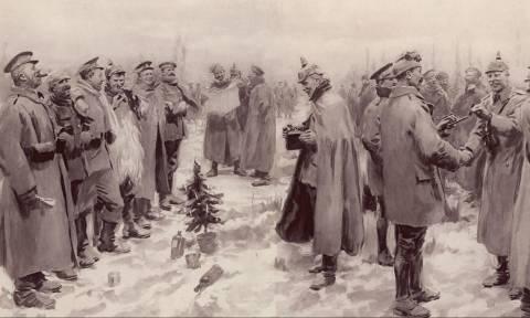 Η μία ημέρα που σταμάτησε ο Α' Παγκόσμιος Πόλεμος (vid)