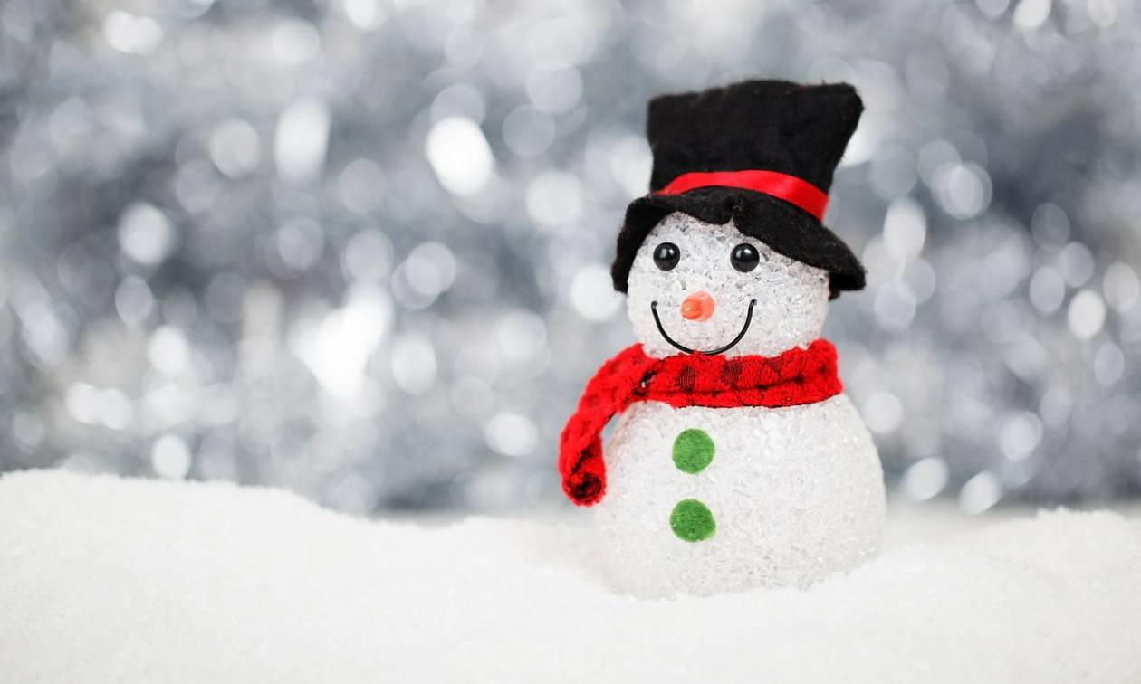 Καιρός: Σε ποιες περιοχές θα χιονίσει την Πρωτοχρονιά - Αναλυτικά η πρόγνωση της ΕΜΥ