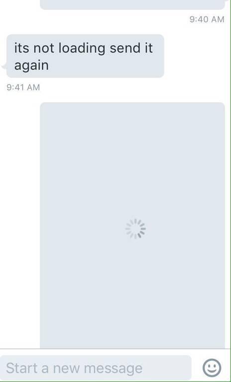Αυτό είναι το «κόλπο» για να ξεφορτωθείτε κάποιον που σας ζητά επίμονα να του στείλετε γυμνή selfie