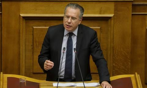 Οργή ΝΔ για τις δηλώσεις Σγουρίδη: Αδιανόητο ότι Τσίπρας - Καμμένος δεν τις καταδίκασαν αμέσως