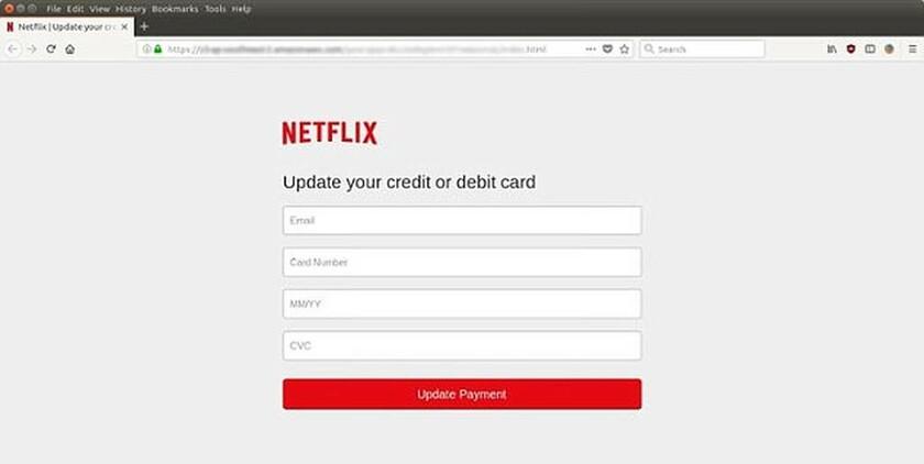 Προσοχή! Έχετε Netflix; - Έτσι κλέβουν το pin και τις κάρτες σας