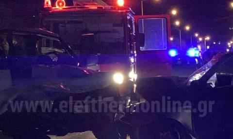 Φρικτό δυστύχημα στη Μεσσηνία με τρεις νεκρούς και δύο σοβαρά τραυματίες (pics+vid)