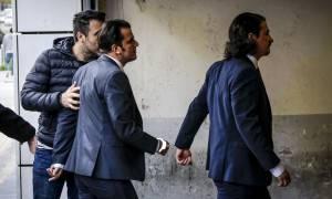 Τρις ισόβια ζητά ο εισαγγελέας της Κωνσταντινούπολης για τους «8»