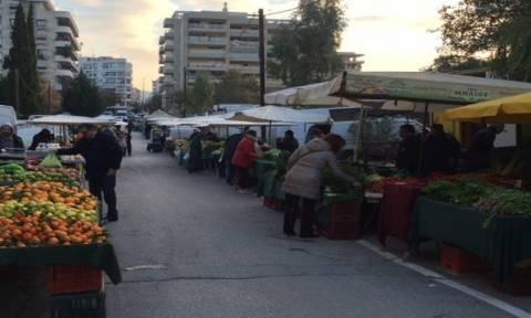 Κουπόνια στους πολύτεκνους για δωρεάν αγορές από λαϊκές αγορές