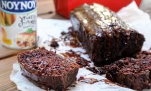 Η συνταγή της ημέρας: Cake σοκολάτας με cranberries